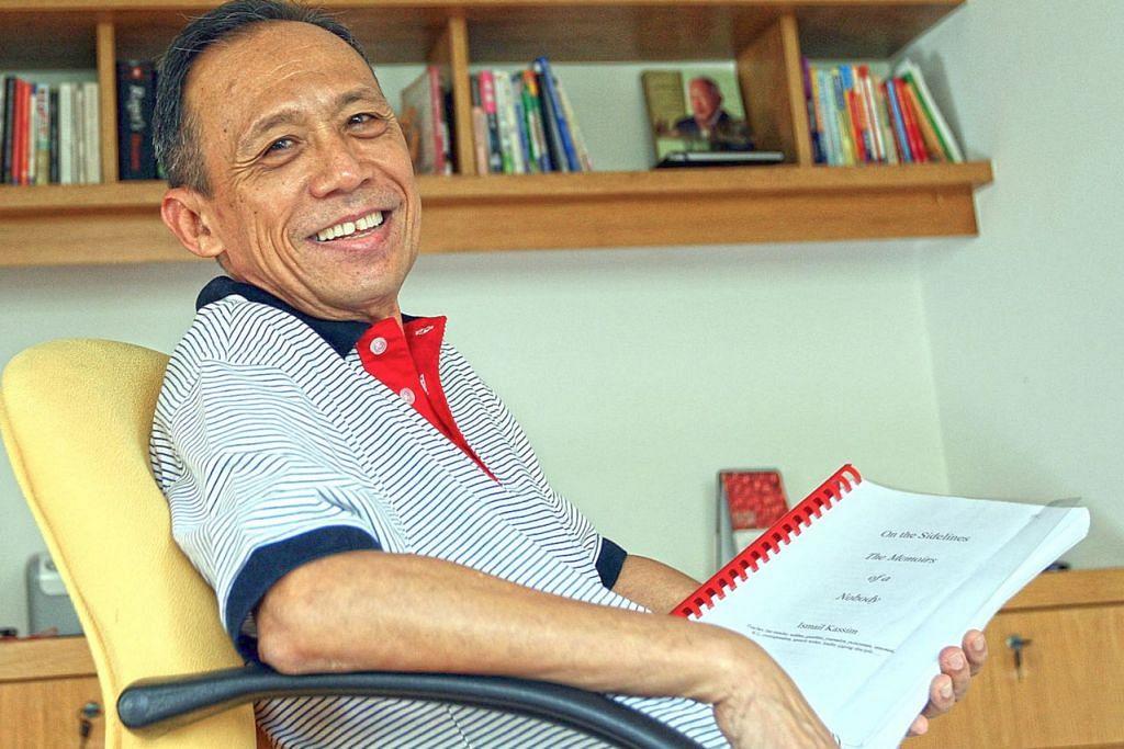 WARTAWAN BERKEBOLEHAN: Encik Ismail Kassim disifatkan sebagai wartawan serba boleh dan sering diberi kebebasan untuk mencari berita sendiri. – Foto fail
