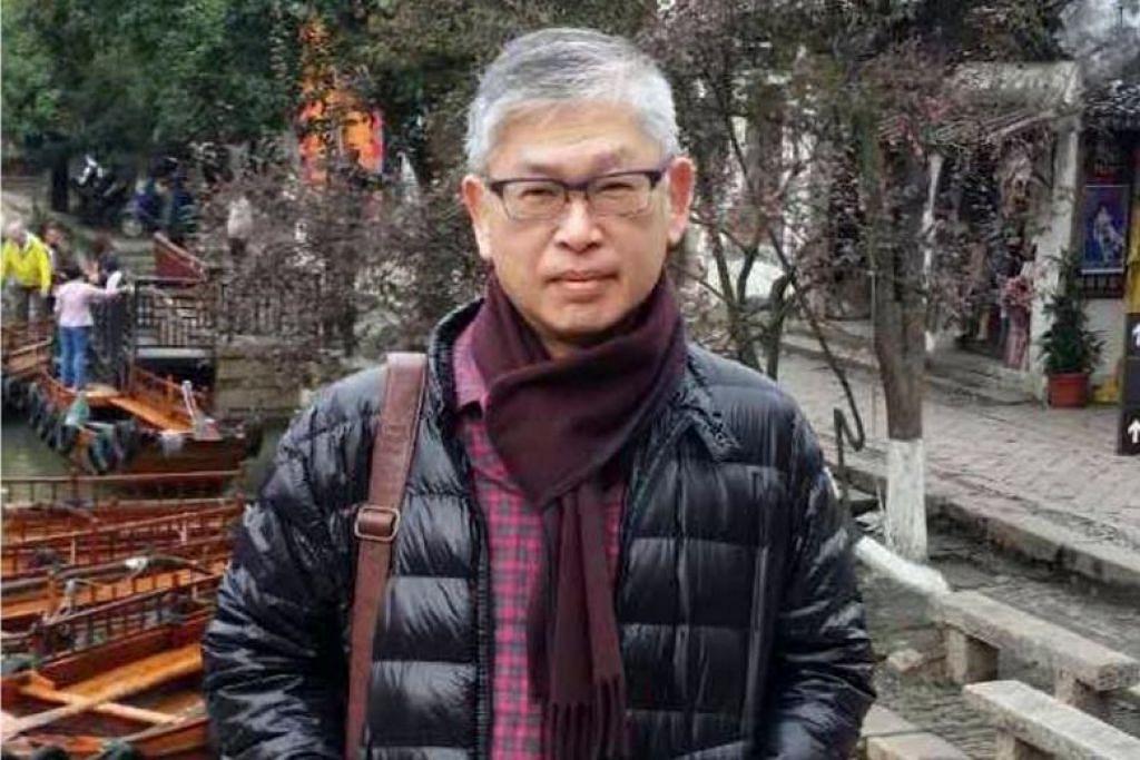Former ISD director Tjong Yik Min dies