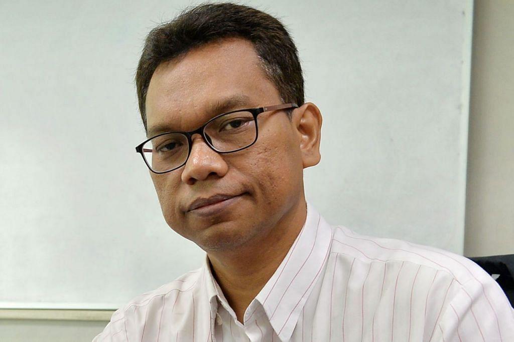 Pengarah Urusan Enercon Asia, Encik Azhar Othman