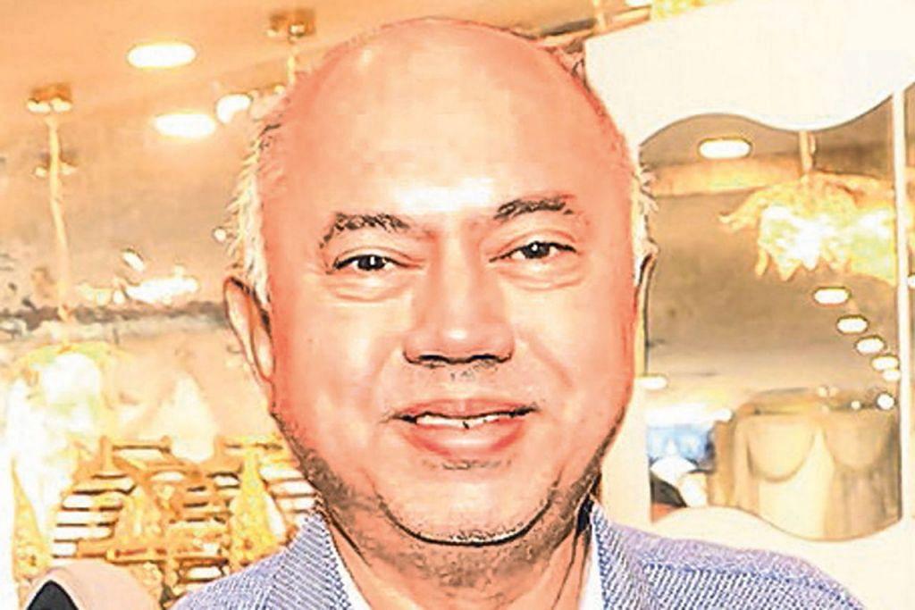 Penerbit Eksekutif Kawan Creative International, Encik Aziz Mohammad