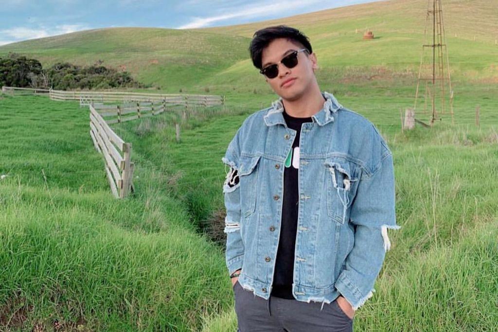 FARHAN SHAH: Bakal menghasilkan muzik baru di Singapura dalam masa terdekat selepas tamat peperiksaan akhir bagi kursus Sarjana Komunikasi Pemasaran di Universiti Western Australia. – Foto INSTAGRAM FARHAN SHAH