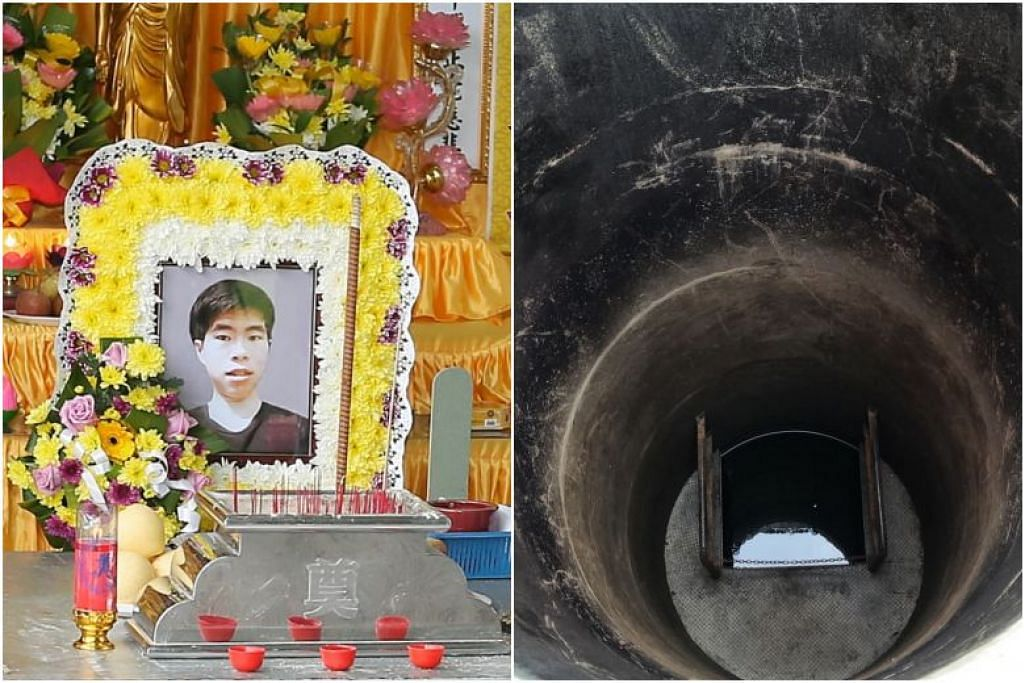 SCDF incident death: NSF had a 'scared smile' after ragging ritual was mentioned