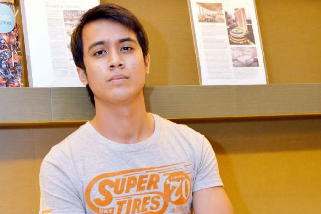 Aliff Aziz allegedly stole Indonesian actress' money in Singapore