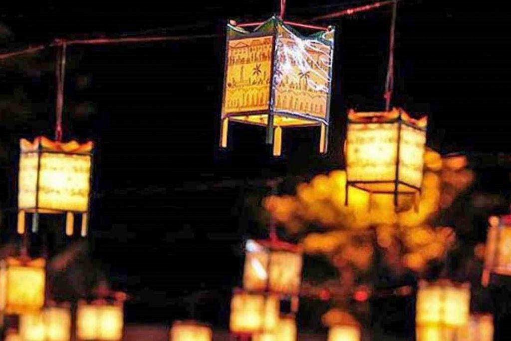 TANGLUNG BERCERITA: Pameran tanglung yang akan diadakan buat pertama kalinya di Taman Warisan Melayu (TWM) akan mengisahkan tentang cerita dongeng Melayu seperti Badang dan Raden Mas. - Foto TWM