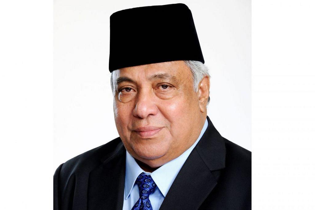 Ustaz Haji Ali Haji Mohamed.