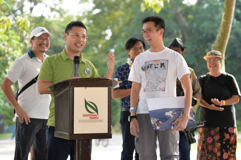 Pulau Ubin to become more accessible to wheelchair users and have better conservation efforts