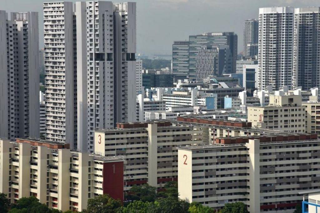 HDB akan menawarkan sekitar 3,300 flat Bina Ikut Tempahan (BTO) di Punggol dan Tampines pada Ogos nanti, dan sekitar 4,500 flat BTO di Ang Mo Kio, Tampines dan Tengah pada November 2019. FOTO: FAIL ST