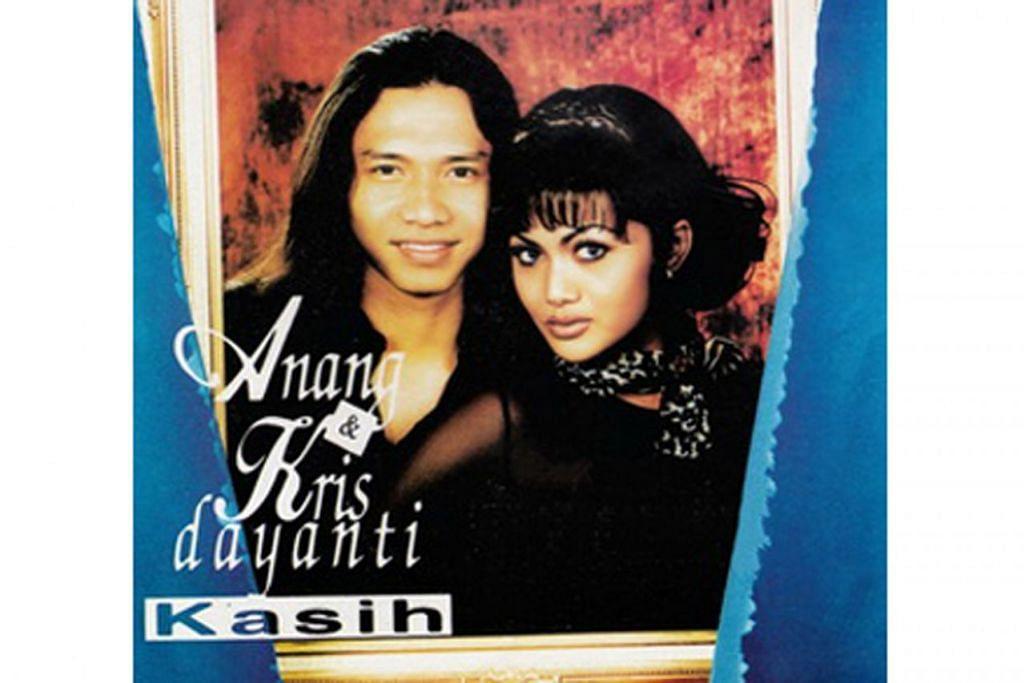 Anang & Krisdayanti.