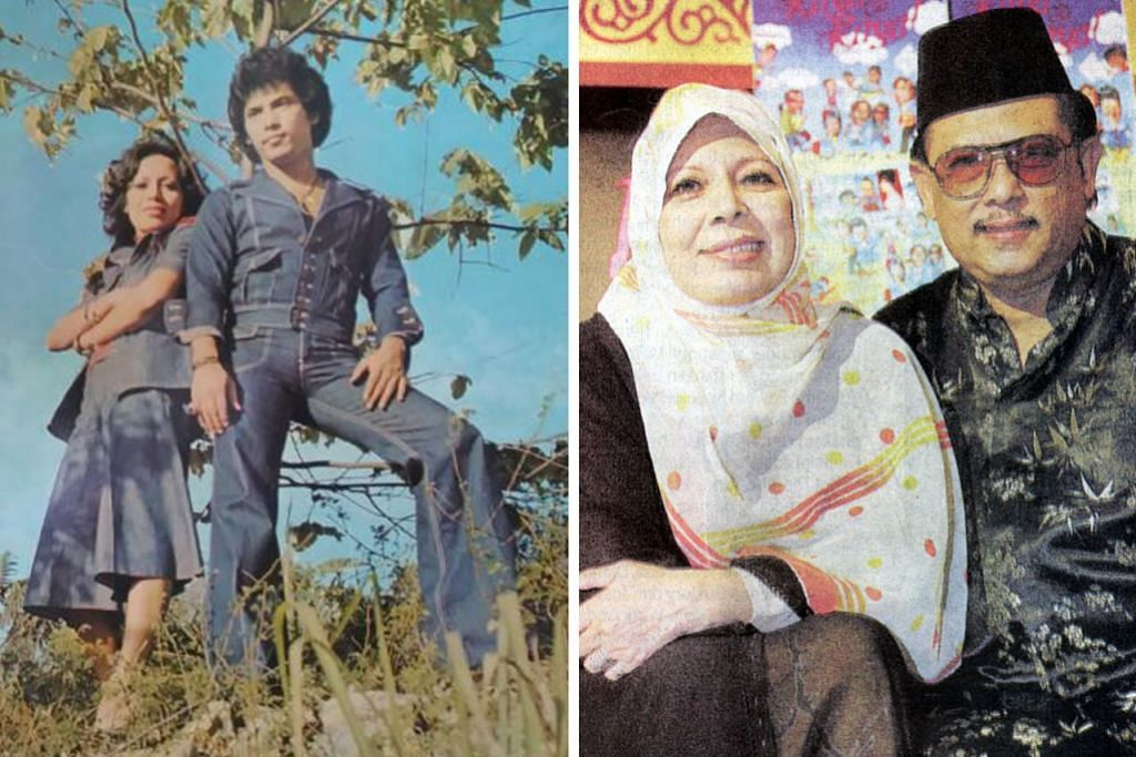 Uji Rashid & Hail Amir.