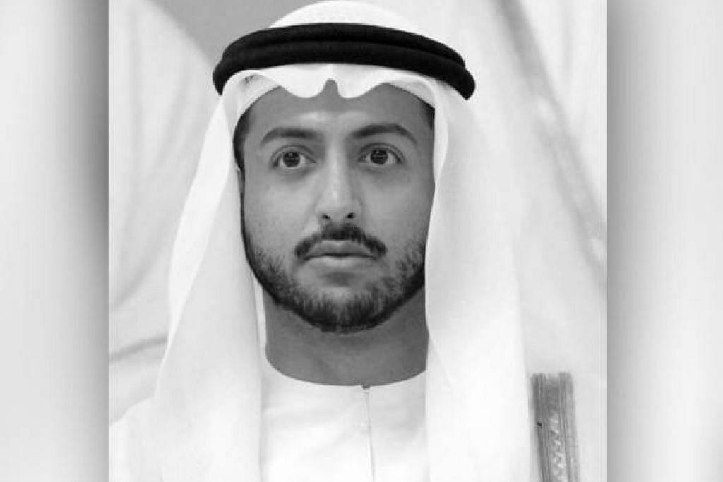 Allahyarham Khalid merupakan seorang pereka fesyen di United Kingdom dan pemilik bersama jenama Qasimi Homme, di mana koleksinya membuat penampilan pertama pada 2008. FOTO: FACEBOOK/ SHARJAH URBAN PLANNING COUNCIL