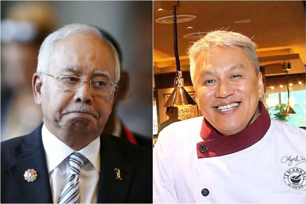 Former Malaysian PM Najib and Chef Wan in war of words over Felda Icon award remarks
