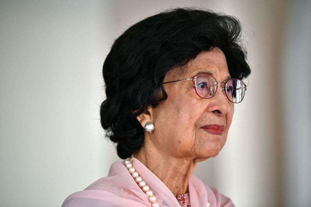 Tun Dr Siti Hasmah turns 93