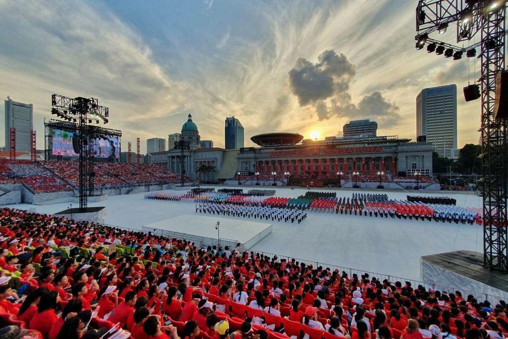 NDP 2019 akan diadakan di Padang, dan kawasan di sekitarnya telah diisytiharkan sebagai kawasan acara khas, dengan ciri keselamatan dipertingkat.