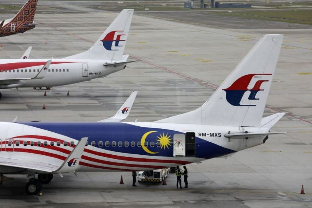 Kru kabin, kanak-kanak berusia di bawah 24 bulan atau dua tahun, serta penumpang dalam transit melalui Malaysia dan terbang dalam tempoh 12 jam, akan dikecualikan dari membayar levi. - Foto Reuters