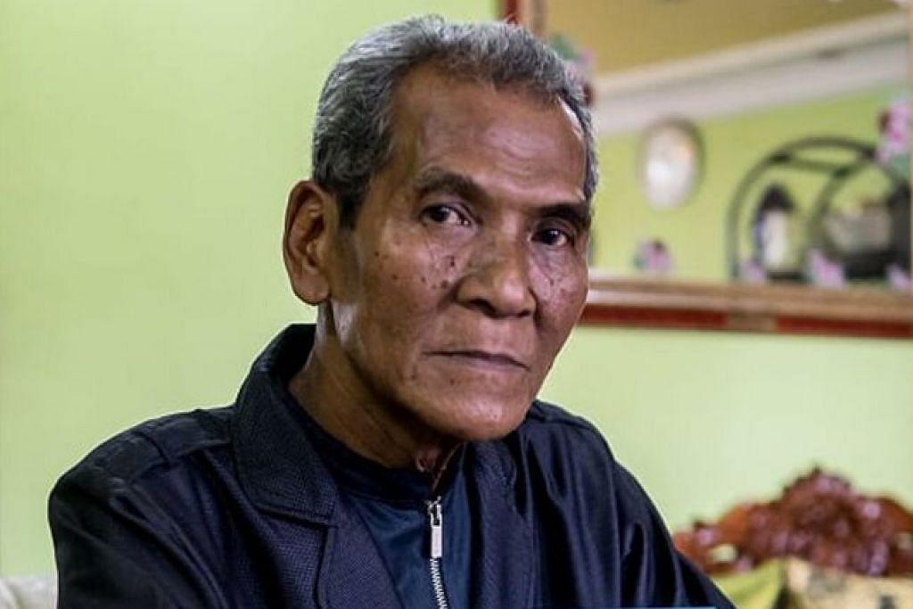 INGIN TERUS BEKERJA: Bagi Encik Mahmood bekerja di usia senja bukan hanya dapat menggalakkan kehidupan yang lebih aktif malah minda beliau juga akan menjadi lebih positif pada waktu yang sama. – Foto-Foto BM oleh NUR DIYANA TAHA