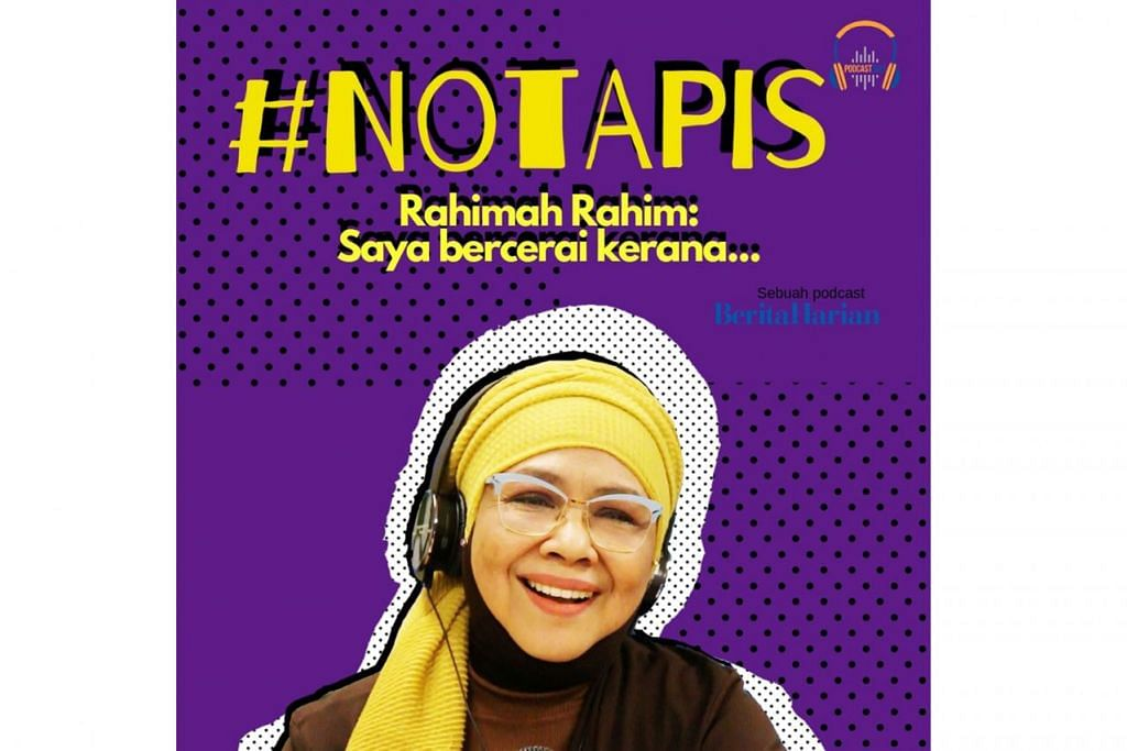 #NoTapis bersama Rahimah Rahim
