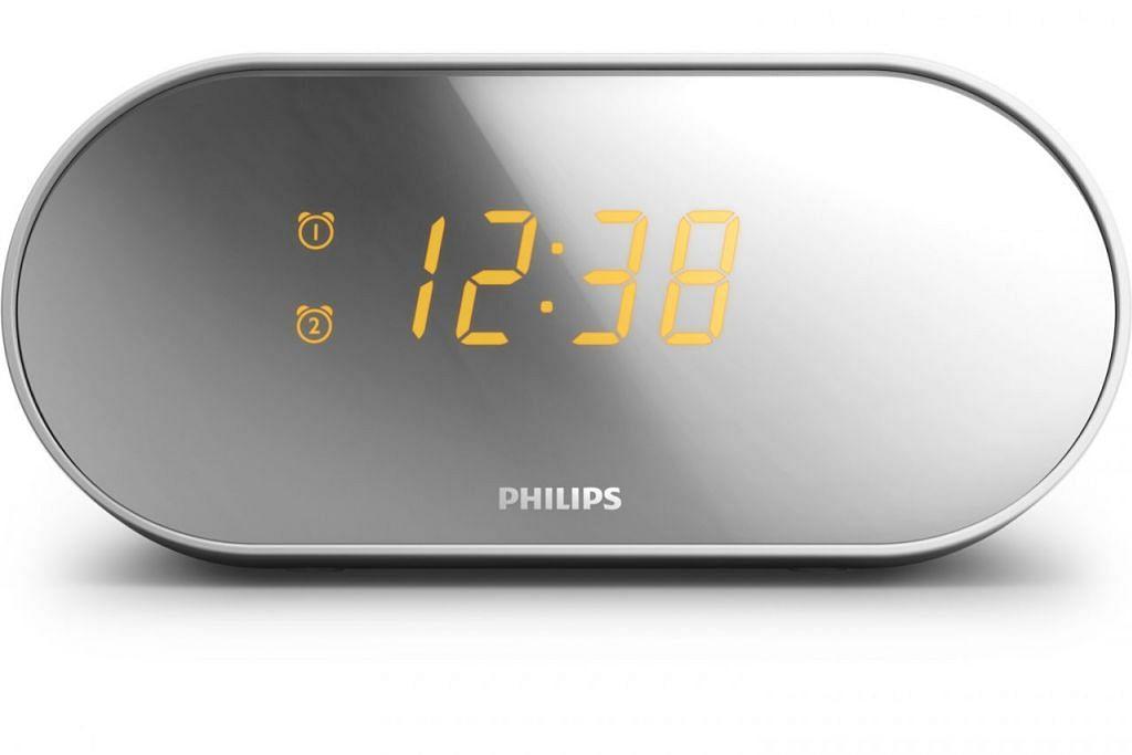 ANTARA PRODUK YANG BOLEH DIMENANGI: Periuk nasi Philips, pembakar roti Philips, seterika EasySpeed Philips dan jam radio dengan cermin Philips (atas). – Foto PHILIPS