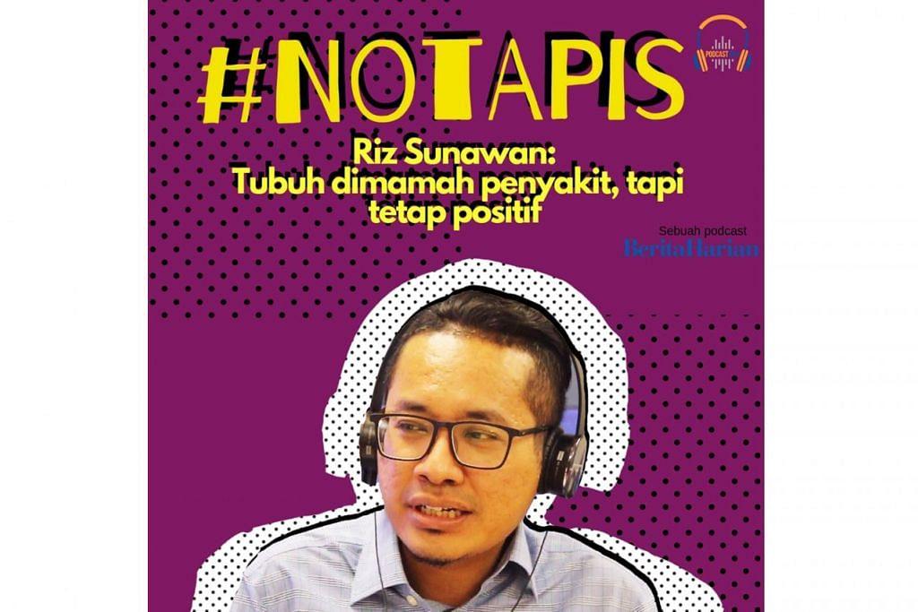 #NoTapis bersama Riz Sunawan