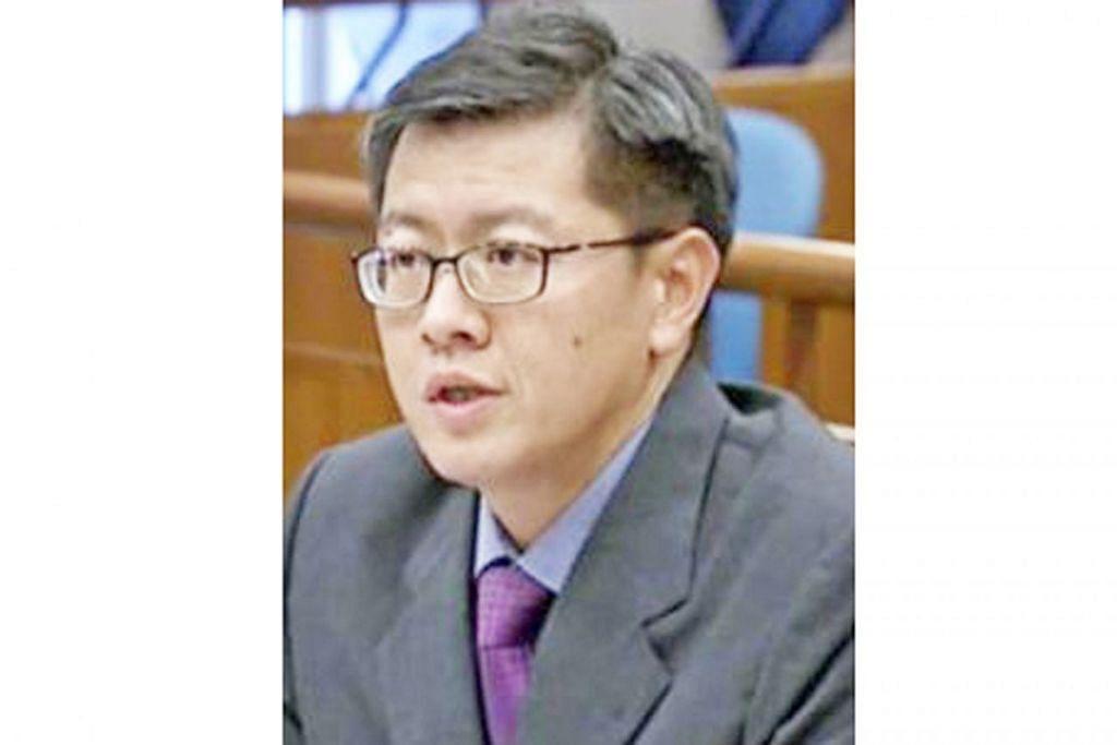 Profesor Madya Eugene Tan, daripada Universiti Pengurusan Singapura (SMU)