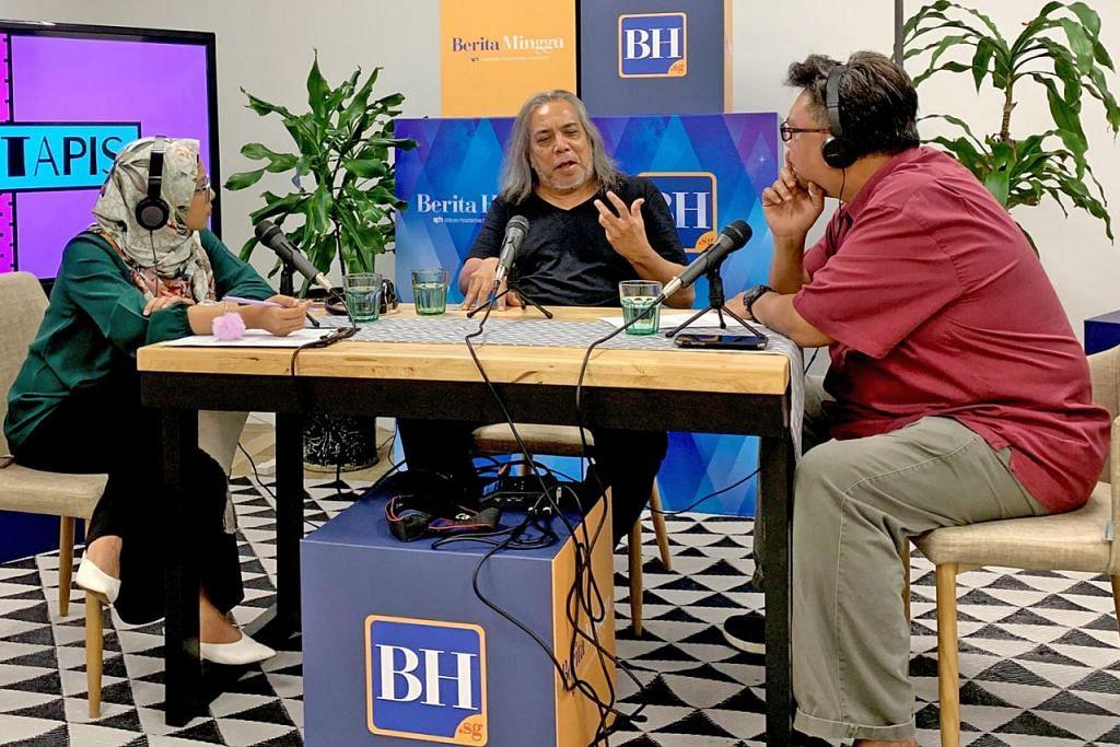 Yuk dengar Podcast BH/BM bersama Papa Rok!