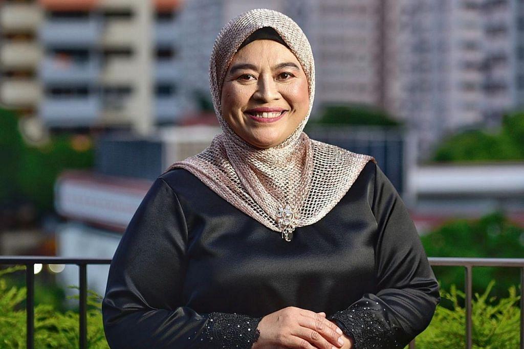 CIK AMATUL JAMEEL SUHANI: Masyarakat Melayu/Islam Singapura juga telah mengecapi pencapaian dalam pelbagai bidang lain termasuk pendidikan dan pembangunan profesional.