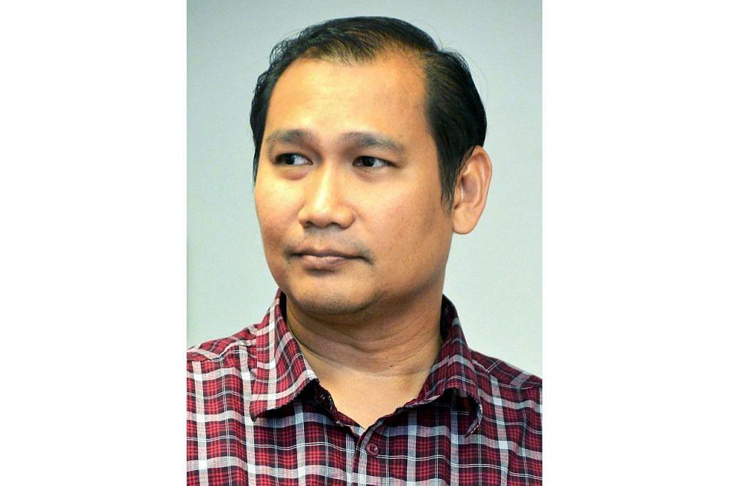 Pengerusi Jawatankuasa M³@Jurong, Encik Muhd Faizal Othman.