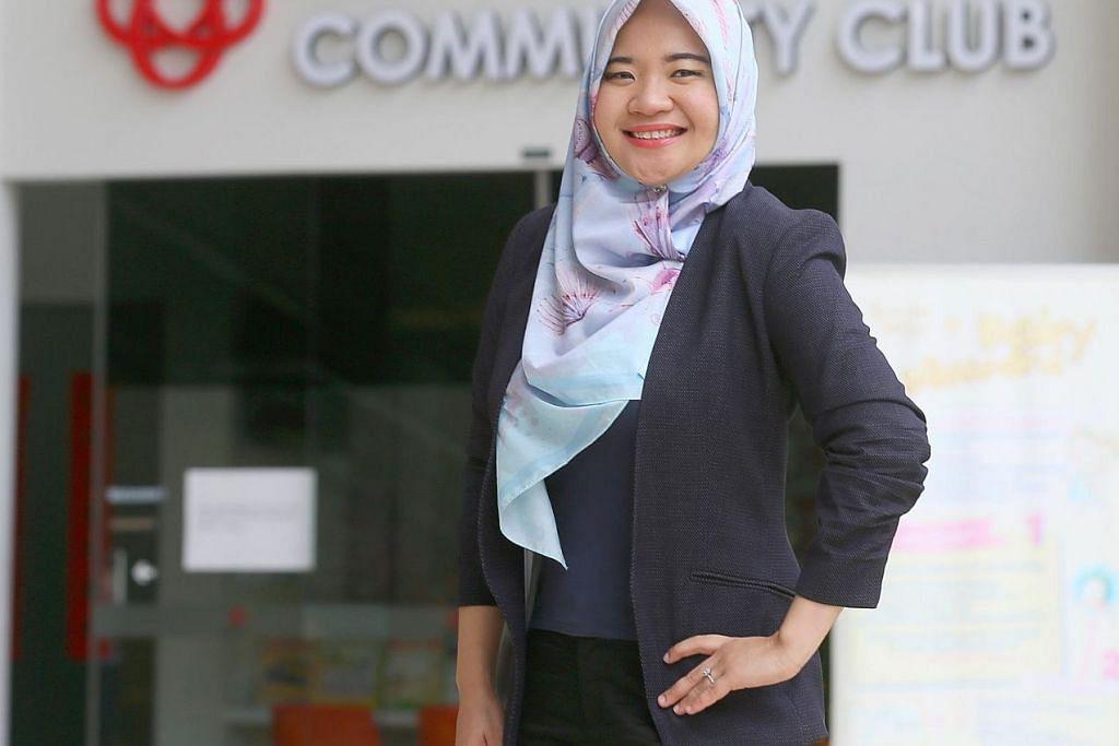CIK HAMIDAH AIDILLAH: Masyarakat Melayu/Islam Singapura telah bersepadu dengan baik dengan masyarakat lain di sini.