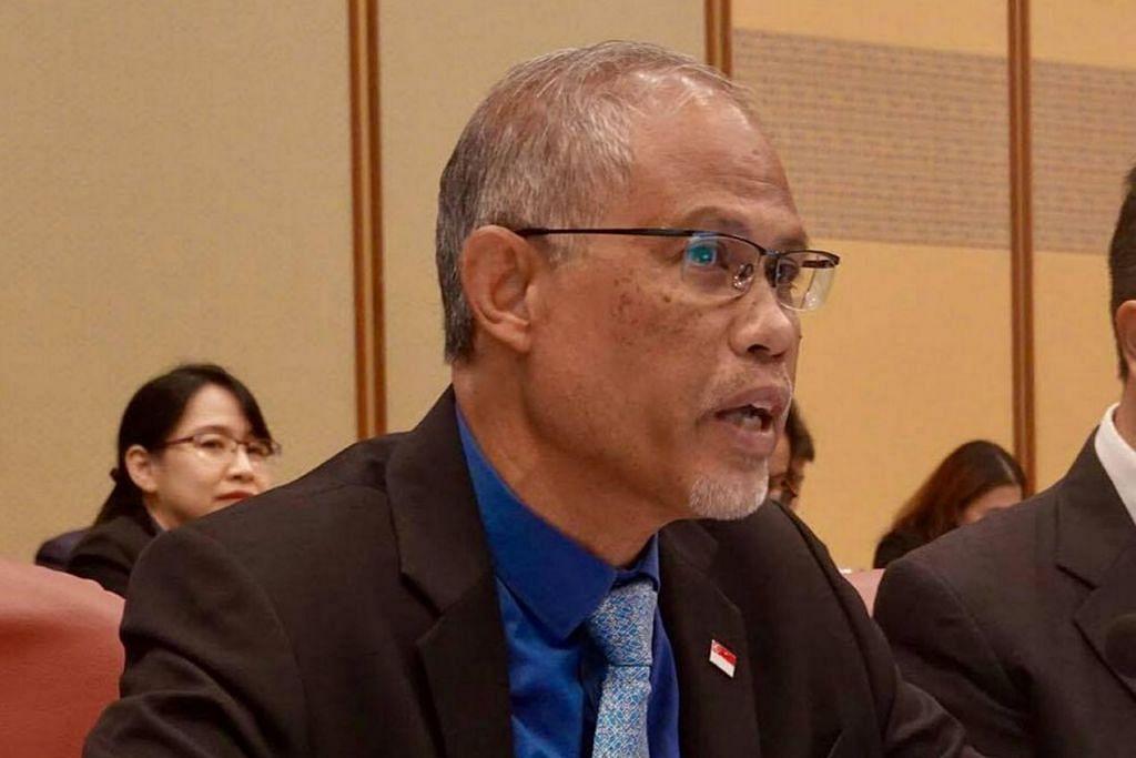 Menteri Sekitaran dan Sumber Air, Encik Masagos Zulkifli Masagos Mohamad.