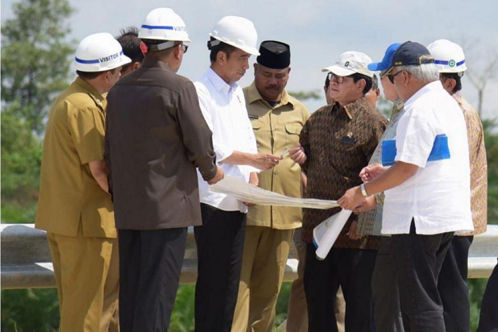IBU KOTA INDONESIA BARU: Presiden Jokowi telah memilih Kalimantan Timur sebagai lokasi ibu kota Indonesia yang baru. -Foto INDONESIAN CABINET SECRETARY.