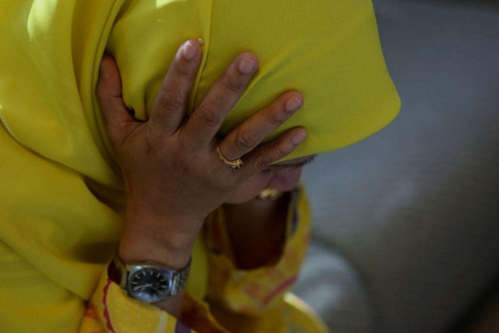 BEKAS SUAMI WAJIB BAYAR NAFKAH: Mahkamah Syariah Kuala Lumpur telah mengeluarkan perintah yang mewajibkan bekas suami membayar nafkah kepada bekas isteri dan anak, jika tidak, mahkamah mempunyai kuasa untuk mengeluarkan wang dari akaun bank, merampas dan memajak harta benda, atau memenjarakan pesalah untuk tempoh tidak lebih daripada tiga tahun. -Foto Berita Harian.