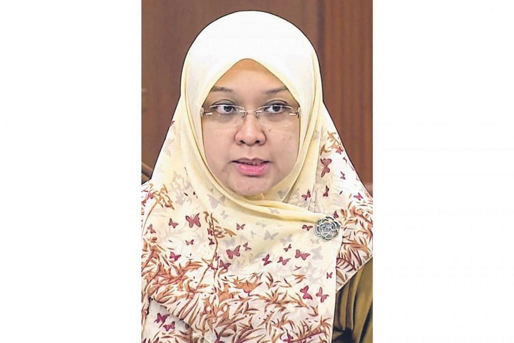 Dr Intan Azura Mokhtar (GRC Ang Mo Kio).