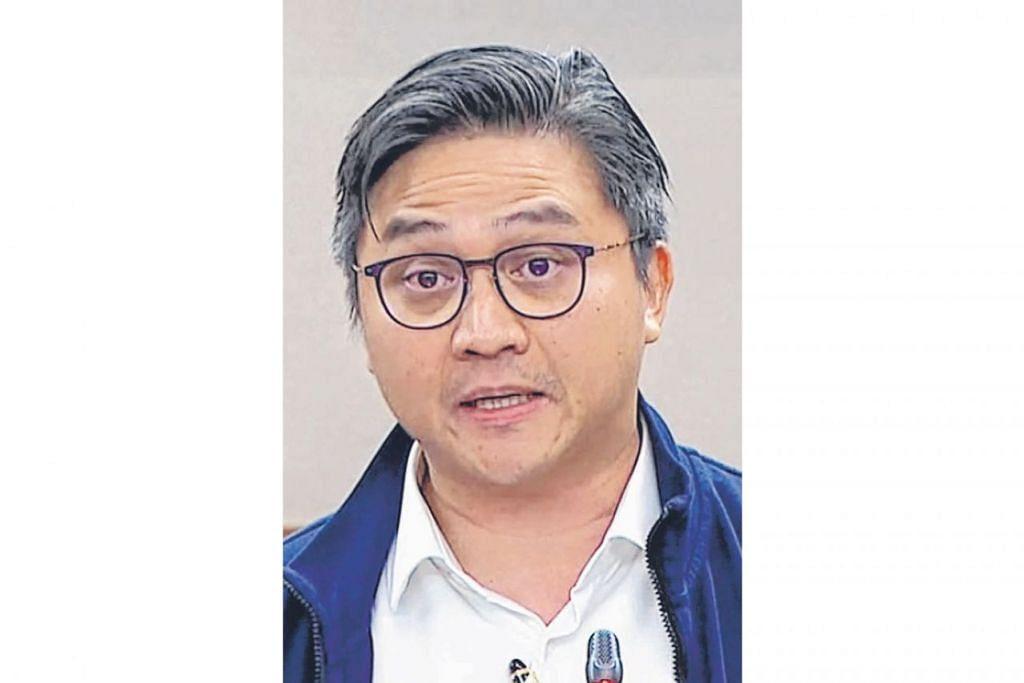 Encik Saktiandi Supaat (GRC Bishan- Toa Payoh).