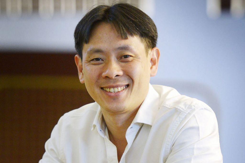 Encik Louis Ng.