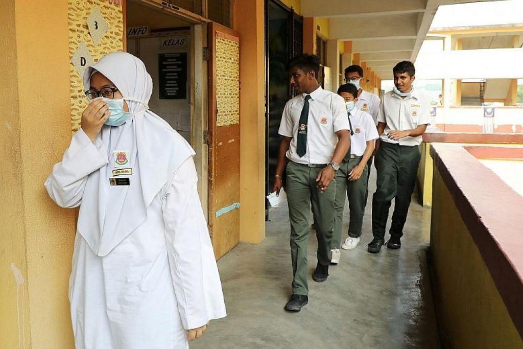 SEKOLAH DIPAKSA TUTUP: Beberapa sekolah di Selangor ditutup akibat jerebu yang mencapai tahap 'tidak sihat': -Foto: Reuters