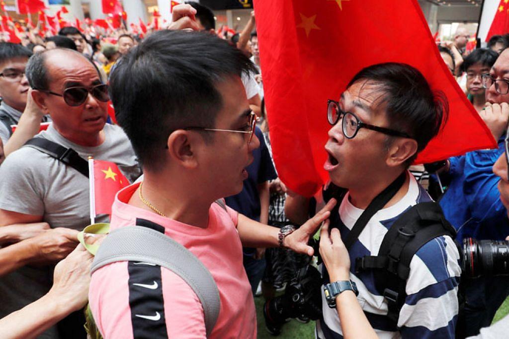 Carrie Lam janji tangani isu perumahan, kebajikan awam