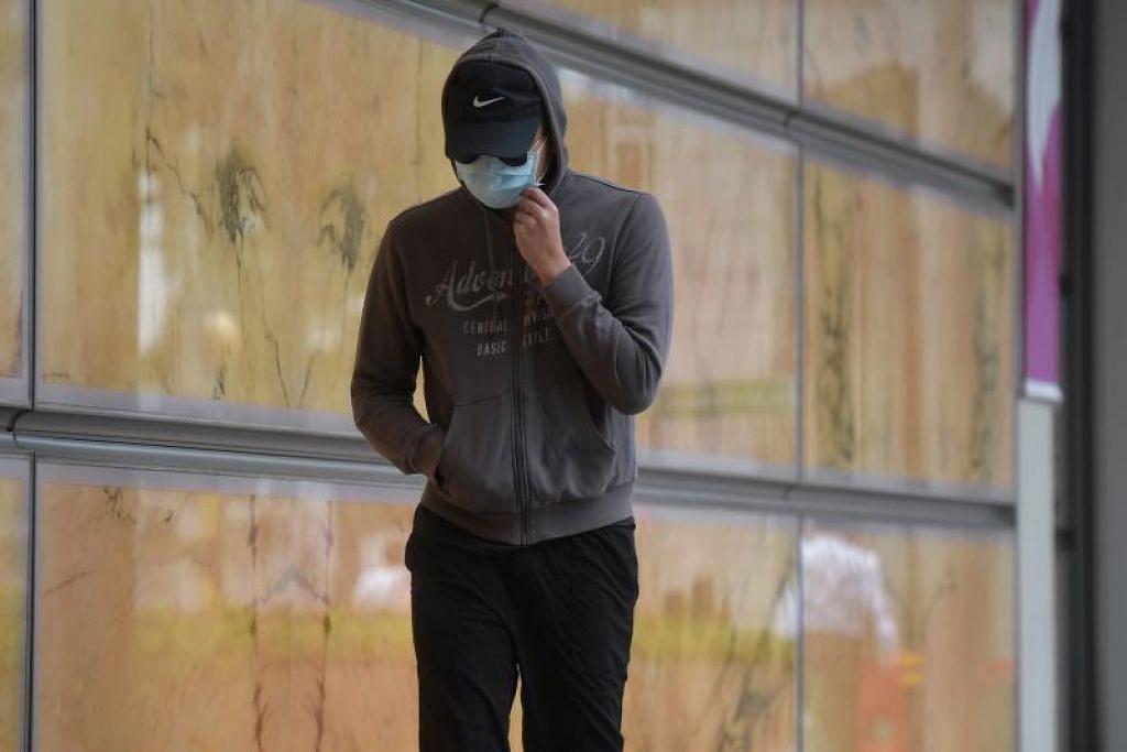 Mendel See dihukum penjara tujuh tahun dan 15 sebat rotan pada 16 September, 2019. -Foto: KUA CHEE SIONG