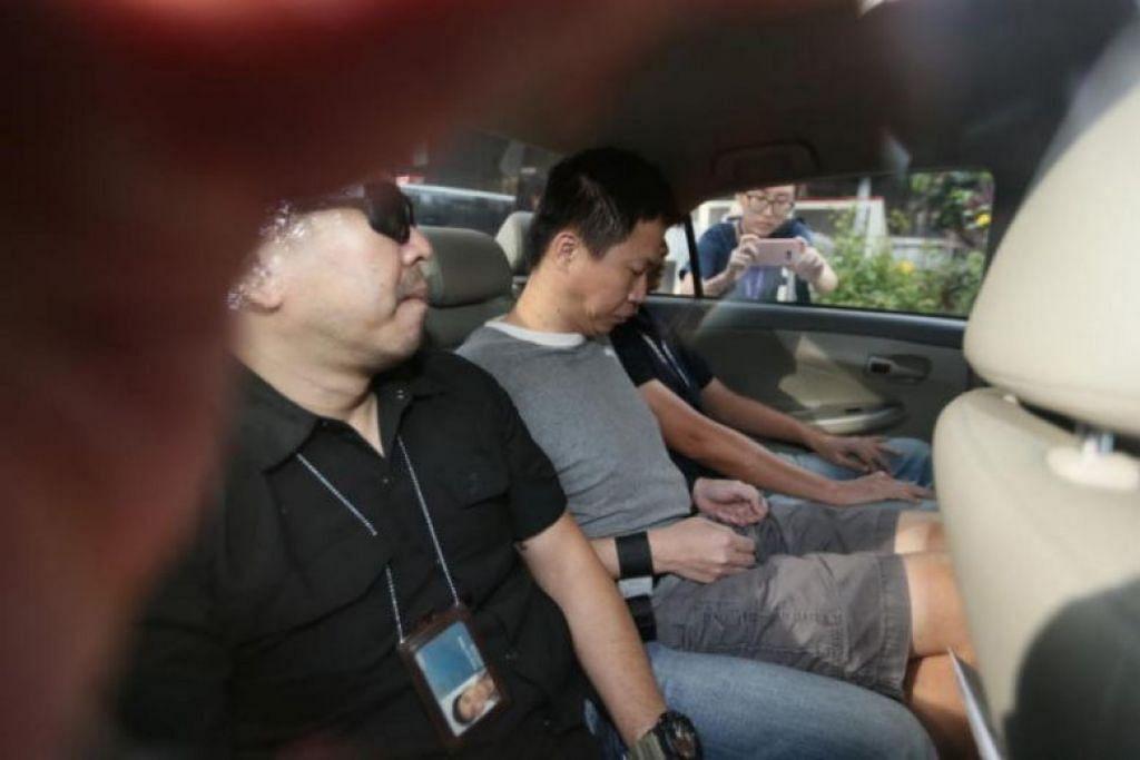 DIPENJARA LIMA TAHUN: Allen Vincent Hui Kim Seng mengakui bersalah kerana mengupah seorang pembunuh  -Foto Fail.