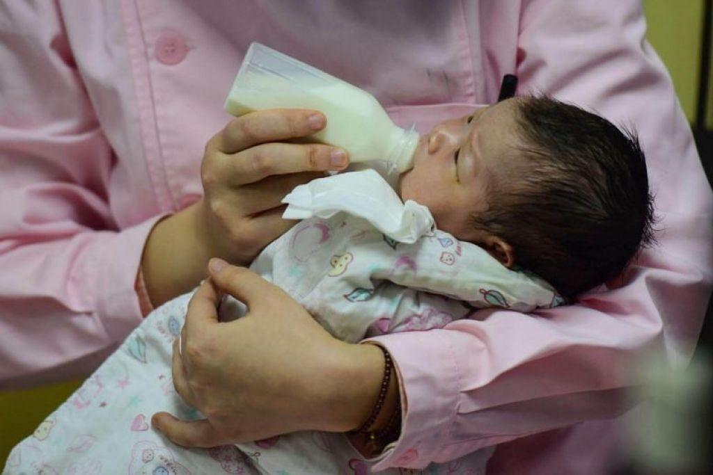 PELANCONGAN KELAHIRAN: Seorang warga China didapati bersalah atas tuduhan menjalankan skim 'pelancongan kelahiran' di California -Foto AFP.