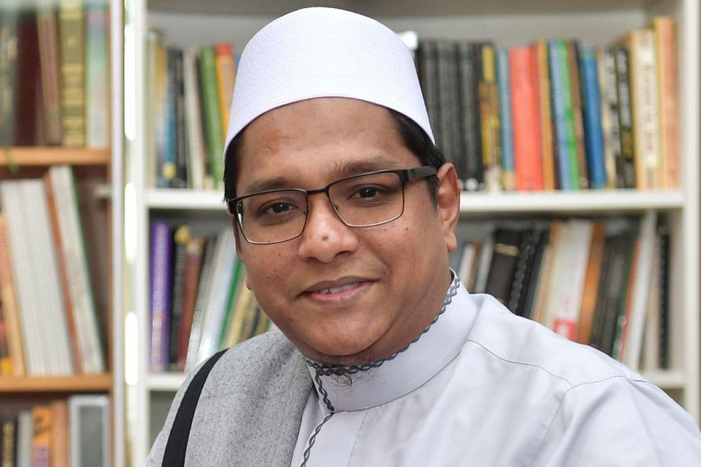 Ketua Pegawai Eksekutif (CEO) Human Connection Sg, Ustaz Dr Leyaket Ali Mohamed Omar.