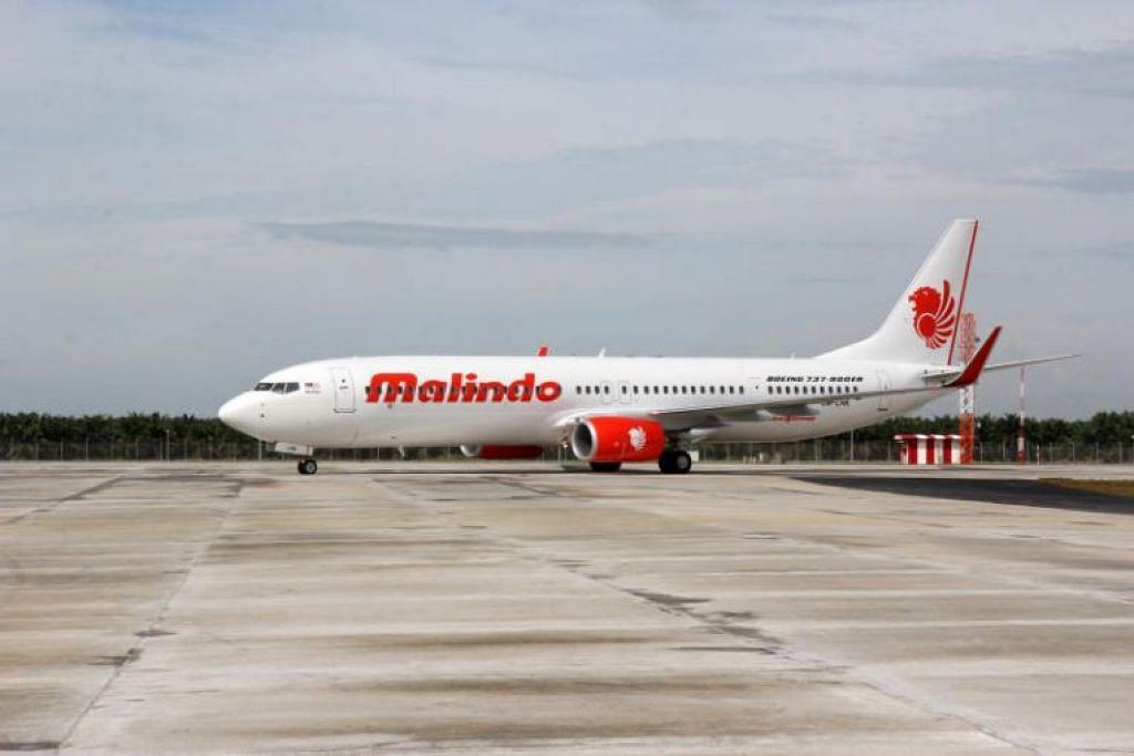 Malindo Air berkata pelanggaran data telah terkandung dan perkara itu telah dilaporkan kepada polis di Malaysia dan India. - Foto MALINDO AIR
