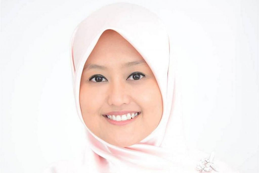 Cik Rahayu Mahzam (GRC Jurong)
