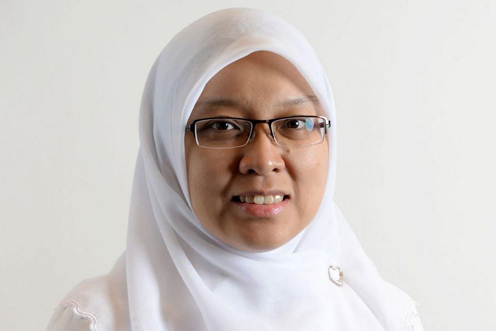 Dr Intan Azura Mokhtar (GRC Ang Mo Kio)