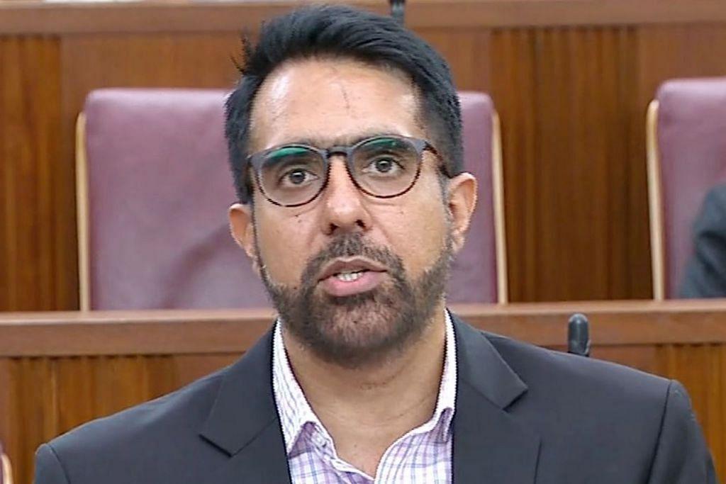 Encik Pritam Singh (GRC Aljunied)