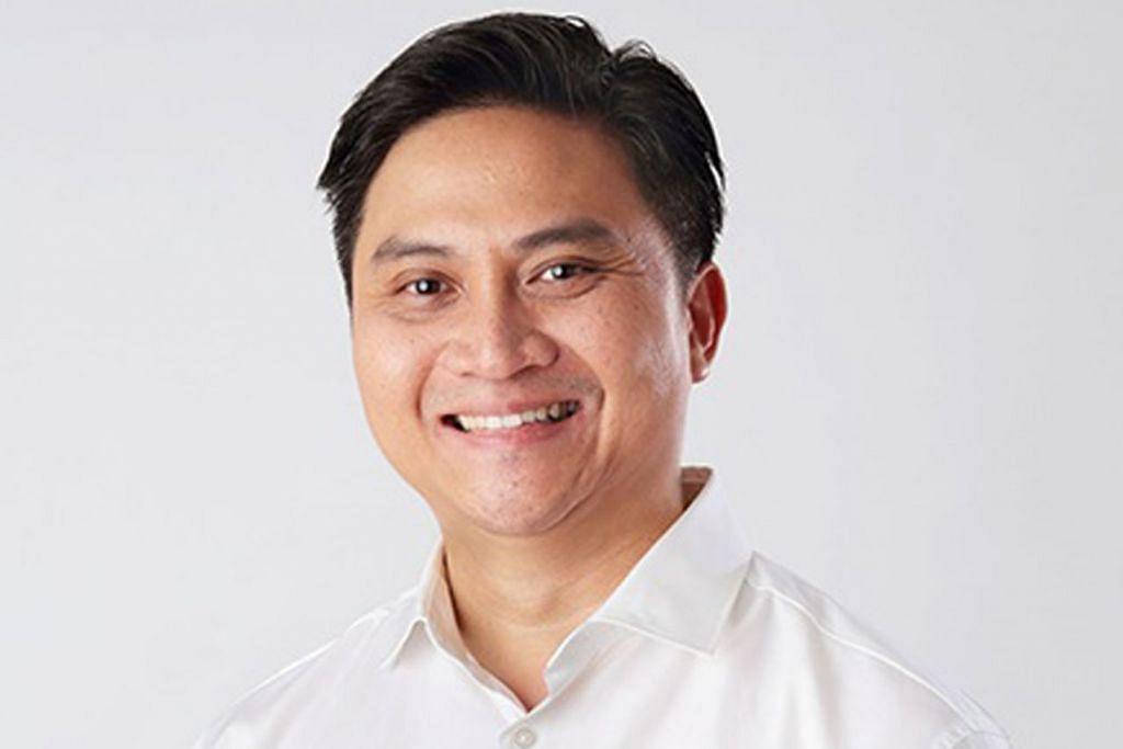Encik Saktiandi Supaat (GRC Bishan-Toa Payoh)
