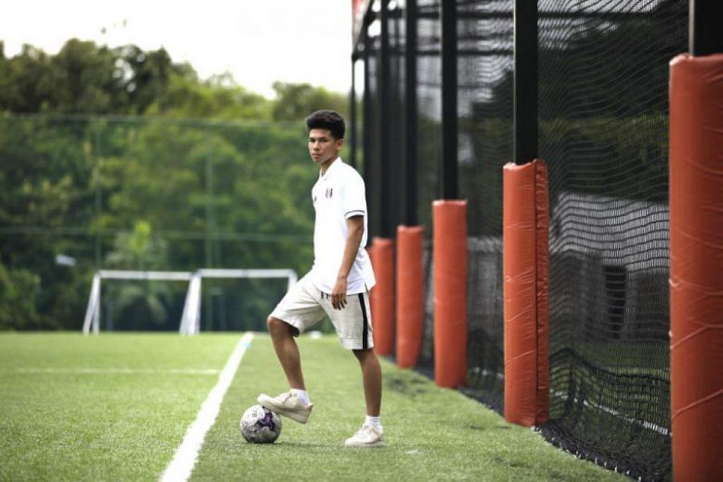 PILIH THAILAND: Ben Davis, pemain bola sepak kelab Fulham, mendedahkan dalam satu wawancara bersama televisyen Thailand, bahawa beliau telah memilih kewarganegaraan Thailand berbanding pilihan lain seperti Singapura, Wales dan England. - Foto fail.
