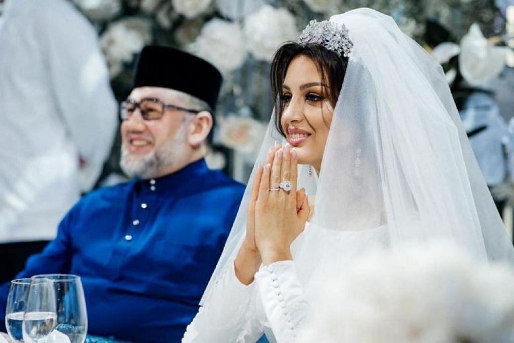 Bekas ratu cantik Rusia Oksana Petra mendakwa terpaksa menjual cincin kahwinnya kerana memerlukan wang. FOTO - RIHANAPETRA/INSTAGRAM