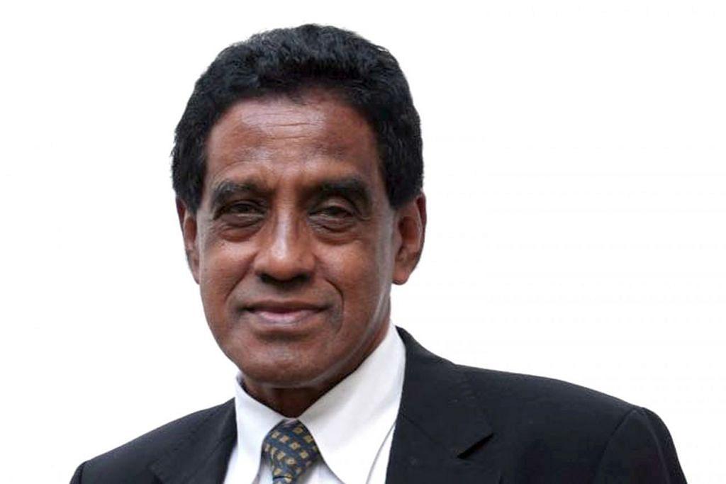 Encik Noor Mohamed Marican.