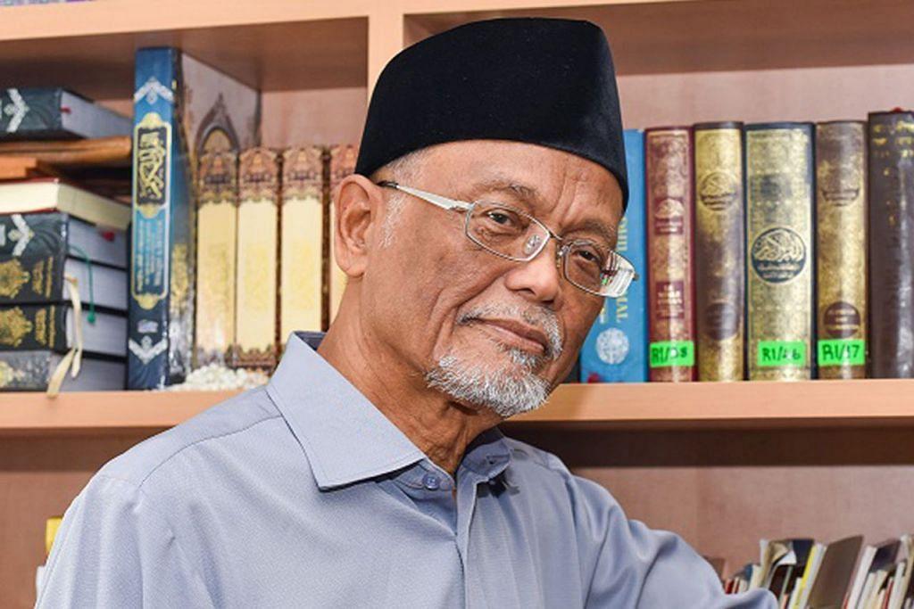 Ustaz Pasuni Maulan, tokoh agama tanah air.