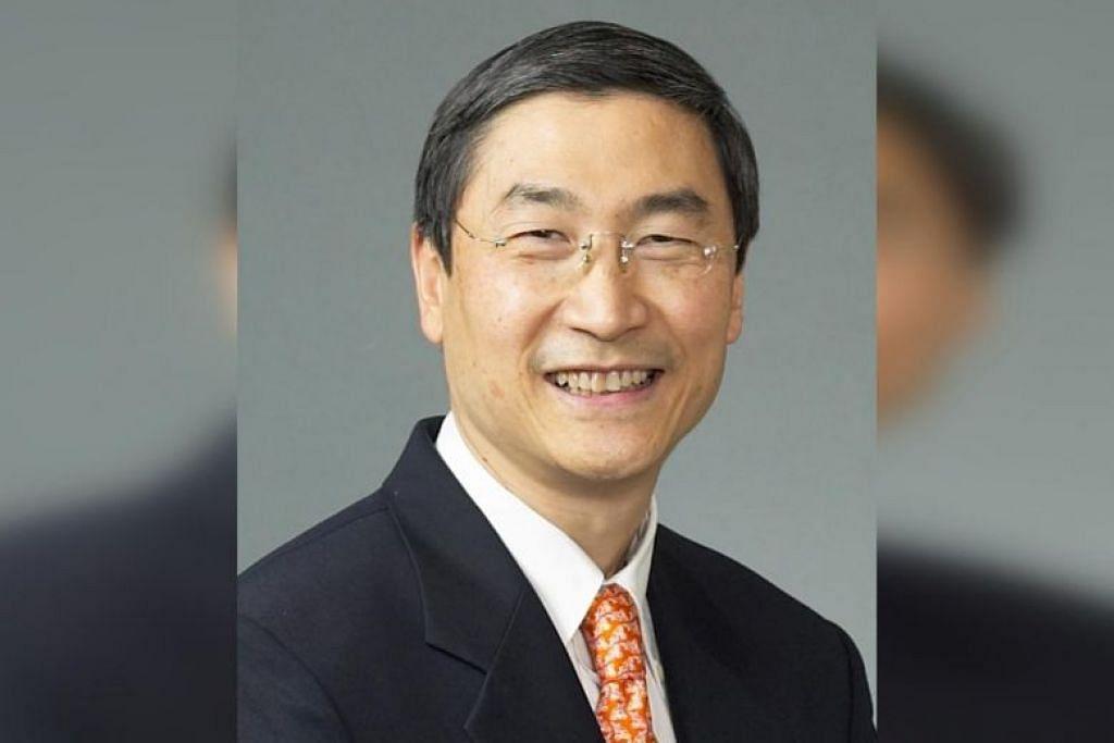 Ketua eksekutif Sistem Kesihatan Universiti Nasional, Profesor John Eu-Li Wong dilantik ke Akademi Nasional Perubatan Amerika Syarikat. - Foto NUHS