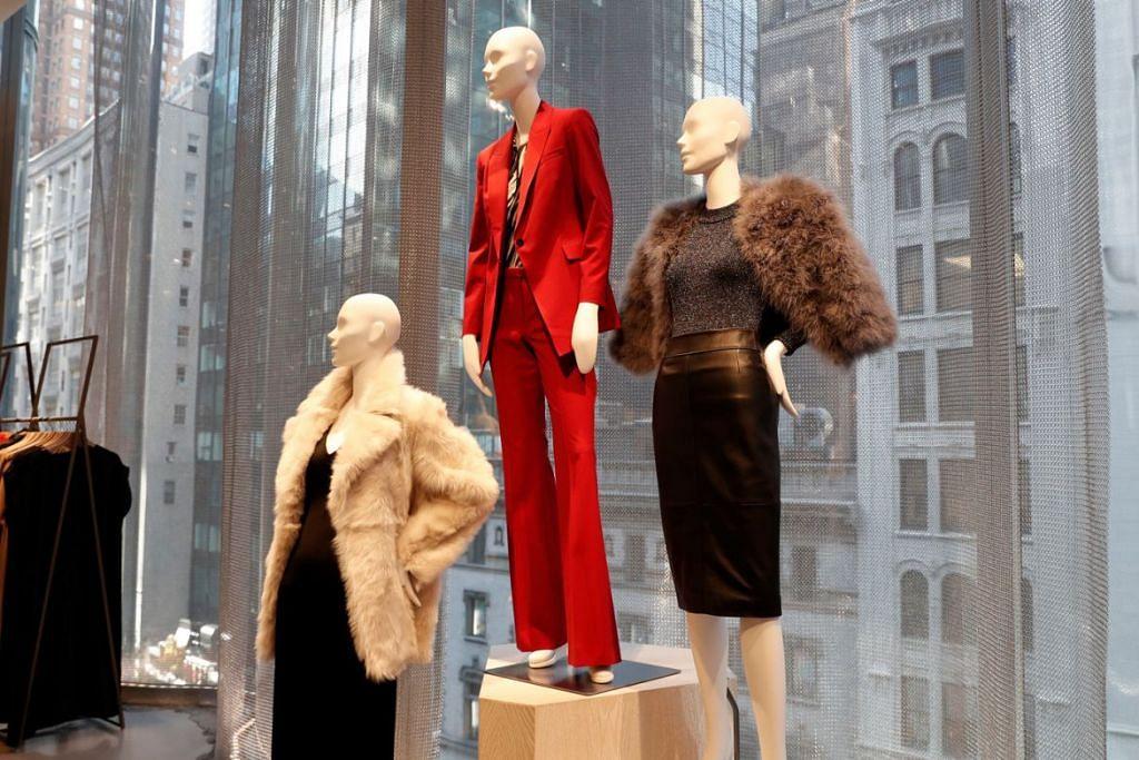 KEMAMPANAN SUMBER PAKAIAN: Menurut Persidangan Perdagangan dan Pembangunan Pertubuhan Bangsa-Bangsa Bersatu (UNCTAD), 20 peratus sisa air dihasilkan oleh industri fesyen. - Foto REUTERS